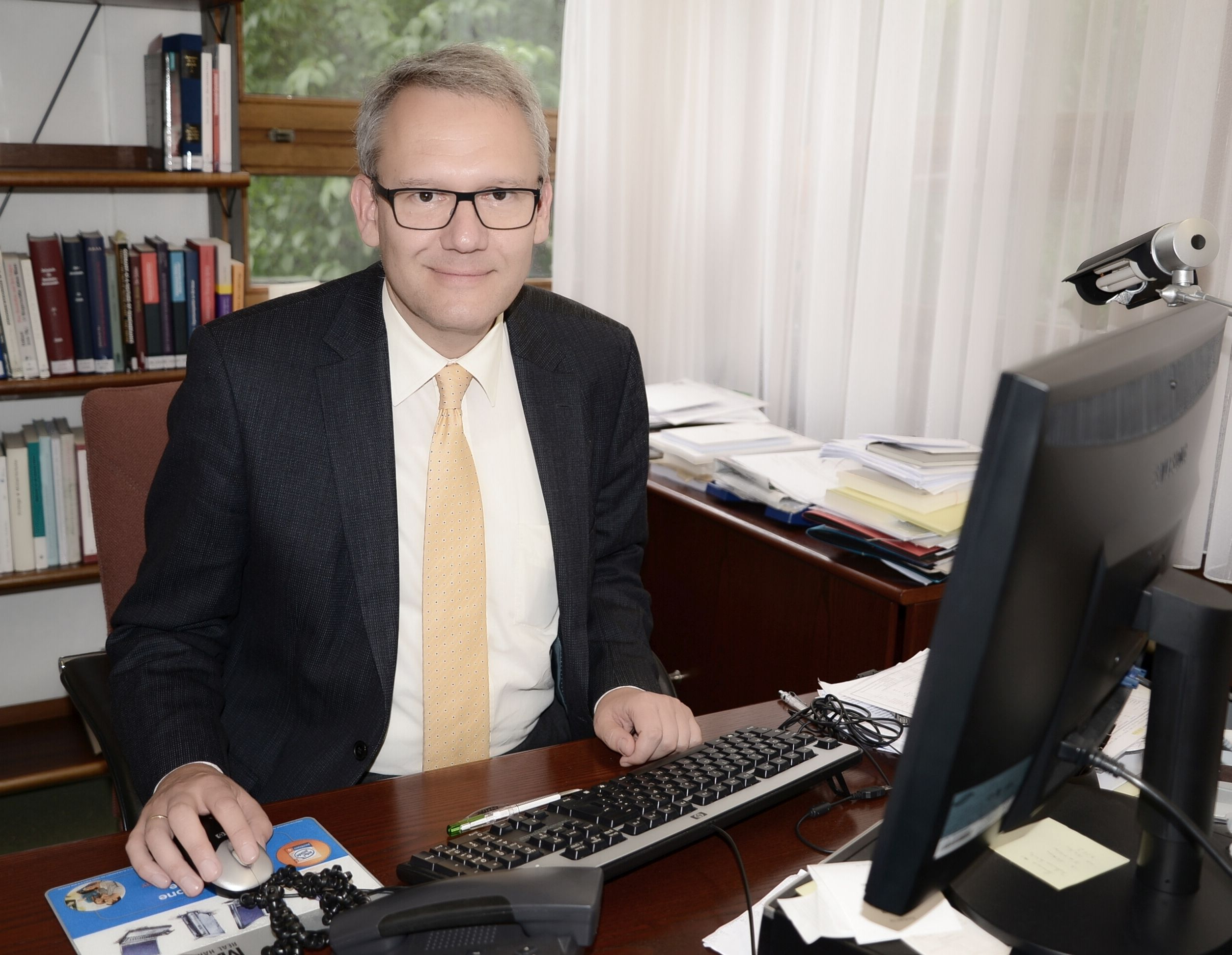 Foto Prof. Dr. Andreas Wirsching