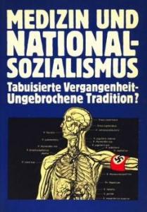 """Buchumschlag """"Medizin und Nationalsozialismus"""""""