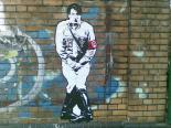 Hitler Street Art (commercial)