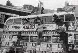 Radio North Sea International campain bus