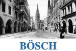 Münster, Blick auf den Principalmarkt um 1900