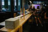 Brückenbau-Projekt der Beuth Hochschule in der Langen Nacht der Wissenschaften