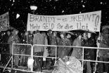 Studentendemonstration in Bonn, 1969