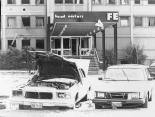 Bombenanschlag der RAF auf das Hauptquartier der US-Luftstreitkräfte in Europa am 31. August 1981