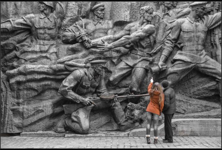 National Museum of the History of the Great Patriotic War (1941-1945).  © User: Bert Kaufmann, Kiew/Ukraine, 07.03.2015. Quelle: Flickr (CC BY-NC 2.0)