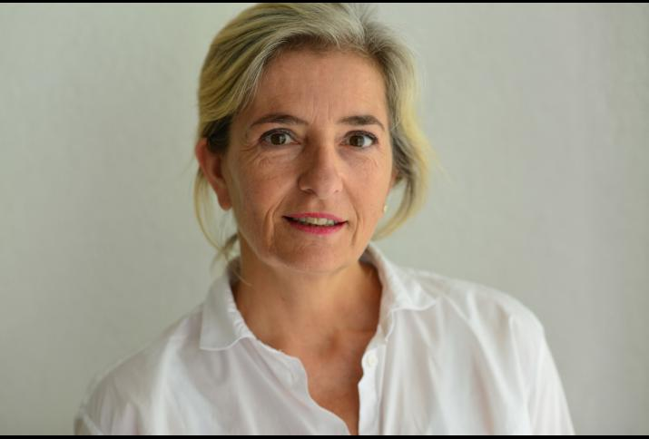 Portraitbild von Monica Rüthers