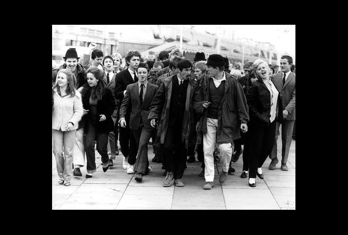 Jugendkultur: Mods and Rockers, 1960er / 1970er