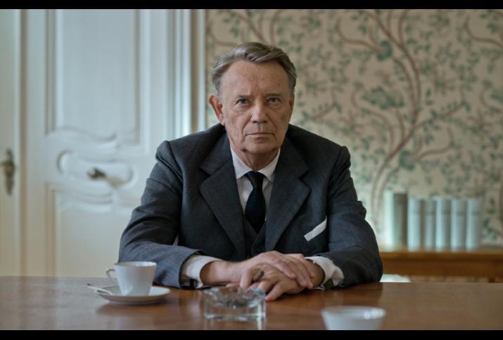 Fritz Bauer (Gert Voss)