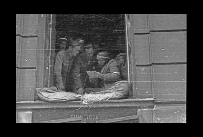 Warschauer Aufstand August 1944