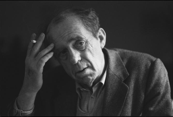 Heinrich Böll 1982/picture Alliance