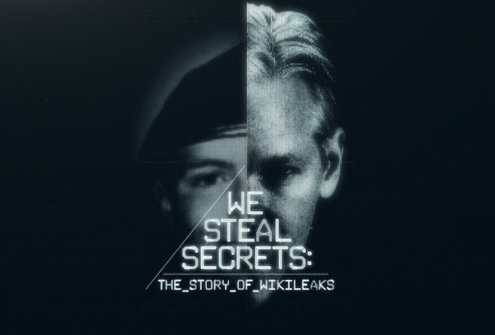 WE STEAL SECRETS Video Screenshot