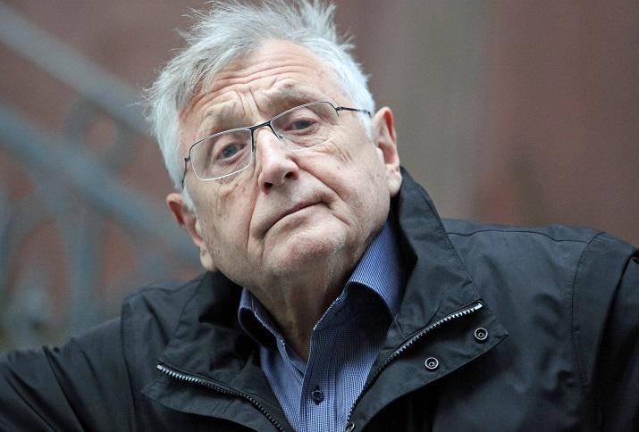 Jiří Menzel in Wiesbaden am 24. April 2016
