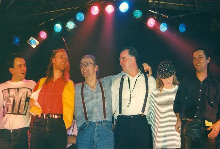 """Foto der Band """"Gundermann & Seilschaft"""""""