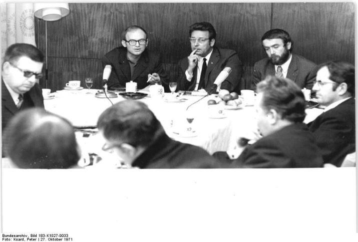 Pressekonferenz Kant, Gruner, Reher