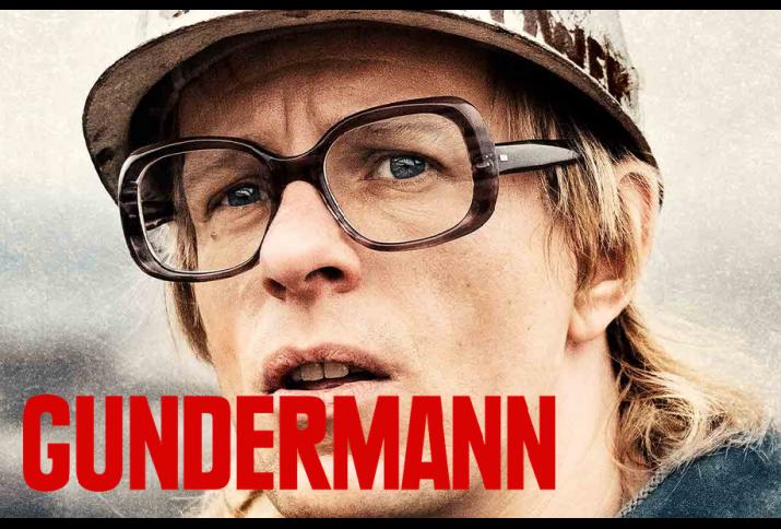 """Filmplakat """"Gundermann"""""""