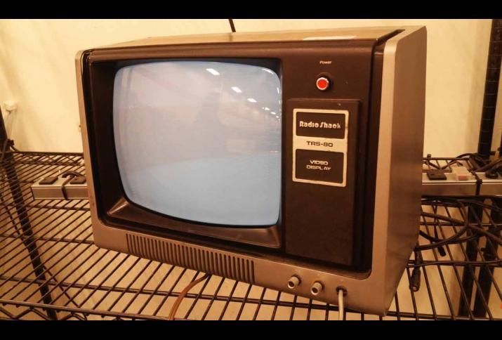 Fernseher 80er Jahre