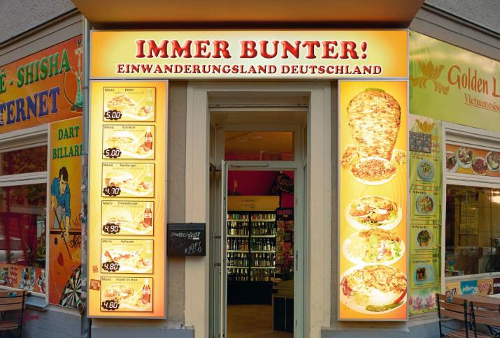 """Ausstellung """"Immer bunter"""" im Haus der Geschichte"""