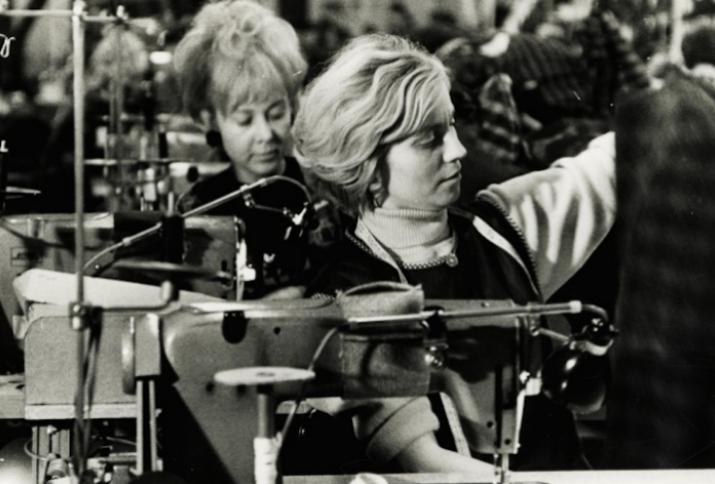 Sie | She  Retrospektive 2019  DDR 1970  von: Gitta Nickel Quelle: Deutsche Kinemathek, © DEFA-Stiftung / Nico Pawloff