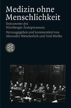 """Buchumschlag """"Medizin ohne Menschlichkeit"""""""
