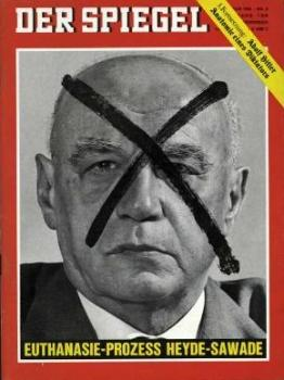 Titel der Spiegel-Ausgabe vom 16. Februar 1964