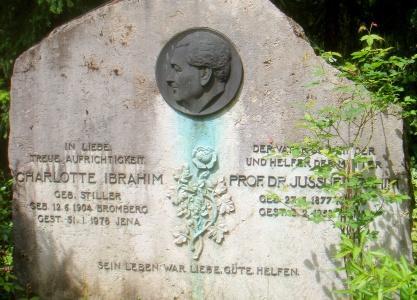 Grabstein Jussuf Ibrahim