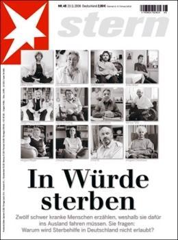 """Titelbild des """"stern"""" vom 23. November 2006"""