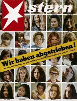 """Titelbild des """"stern"""" vom 6. Juni 1971"""
