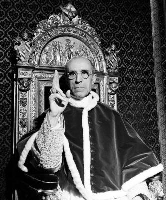 Papst Pius XII., bürgerlich Eugenio Pacelli