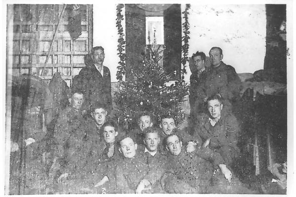 Roger Cottyn Arbeitskommando Nartum Weihnachten 1944