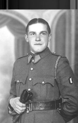 Roger Cottyn (Unteroffiziersanwärter 1938)
