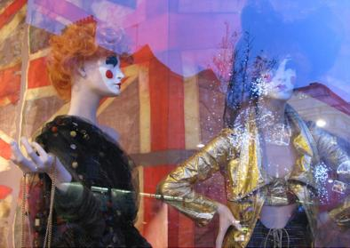 Vivienne Westwood Windows