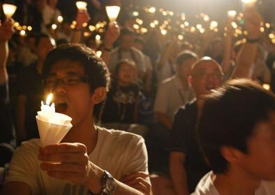 Peking am 4. Juni 2009