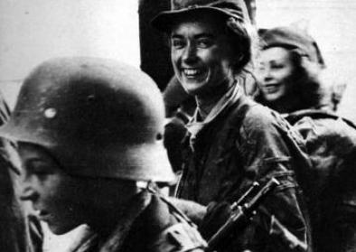 Warschau am 2. September 1944