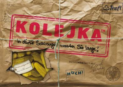 Cover des Spiels Kolejka
