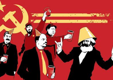 """Meme zum Thema """"Kommunismus"""""""