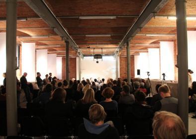 Teilnehmende der Thinking Beyond Crisis Konferenz, Juni 2016