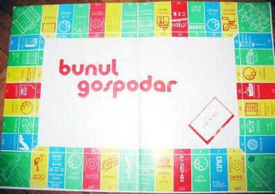 Foto des Spielfelds von Bunul Gospodar