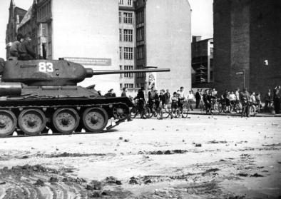 17. Juni 1953 in Ost-Berlin