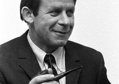 Siegfried Lenz, 1969 © Bundesarchiv, B 145 Bild-F030757-0015, Foto Lothar Schaack (CC BY-SA 3.0 DE)