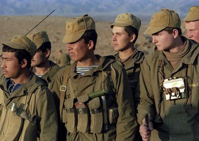 Sowjetische Spezialeinheit in Afghanistan, 18. Februar 1988