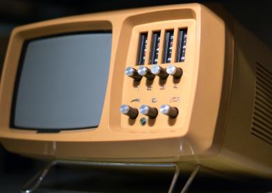 Mini TV Set