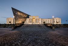 Dresden's Military History Museum.  © User: Maciek Lulko, Dresden, 9. 11.2013. Quelle: Flickr (CC BY-NC 2.0)