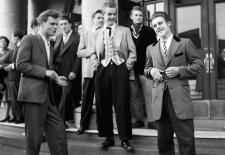Jugendkultur: Teddyboys 1950er