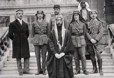 Feisal party at Versailles Conference