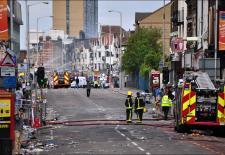 London Riots, Croydon