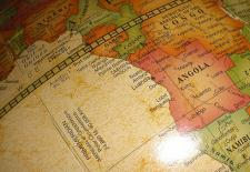 © residentevil_stars2001 | flickr, CC BY 2.0. Titel: Africa on a globe