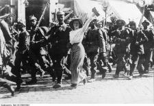 © Bundesarchiv, Bild 183-25684-0004 / CC-BY-SA, Erster Weltkrieg, Mobilmachung, August 1914