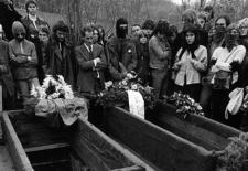 Beerdigung von RAF-Mitgliedern, Stuttgart, 27.10.1977