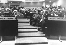 KSZE Konferenz in Helsinki 1975