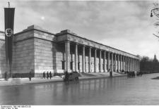 Schönes Deutschland  Das Haus der Deutschen Kunst in München.  © Bundesarchiv, Bild 146-1990-073-26. Quelle: Wikimedia Commons (CC-BY-SA 3.0)